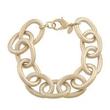 rivka friedman rings rivka friedman 18k goldplated satin oval link rolo bracelet free