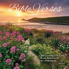 bible verses mini 9781469346588 calendars