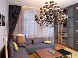 interior stunning studio apartment design concept in interior