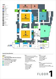 Floor Plan Library by Fenwick Library Maps And Guides University Libraries George
