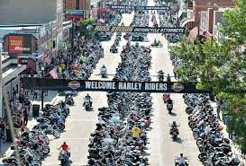 South Dakota travel kits images Visiting sturgis sd during the massive motorcyle rally jpg