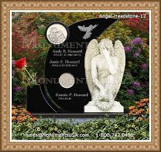 grave markers prices headstone prices angel headstone 12 angel grave headstone