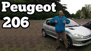 peugeot cars diesel old peugeot 206 with diesel engine driven by regular car reviews