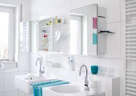 bathroom mirror with hidden storage