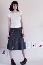 knee length skirt gifts for skirts for women knee length skirt gray a