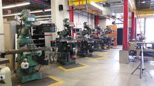 machine shop engineering technical services