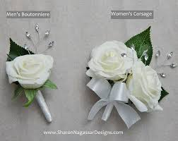 corsages and boutonnieres for prom corsages boutonnieres nagassar designs weddings