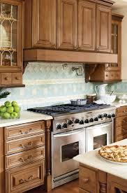shenandoah cabinetry kitchen in maple mocha mckinley door