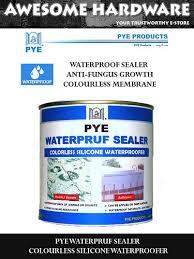 Waterproof Bathroom Paint Pye Waterpruf Sealer Bathroom Waterp End 2 15 2019 3 04 Pm