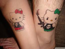 31 best matching tattoos for couples cool design ideas