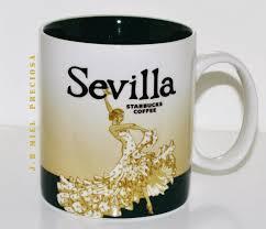 Coffee Mugs For Guys Spain Icons Starbucks City Mugs