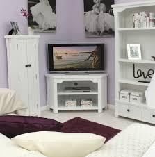 Italian Tv Cabinet Furniture Furniture Fabulous White Corner Tv Stand Designs Custom Decor
