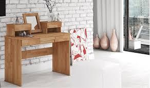 chambre adulte en bois massif coiffeuse chambre adulte bois massif zenno