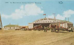 Wyoming how long does it take for mail to travel images Sky pioneers the airmail crosses wyoming jpg