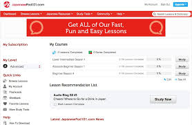 japanesepod101 review website to learn japanese online