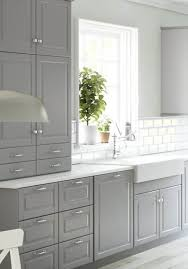 kitchen finding new cabinets for kitchen with grey painted and