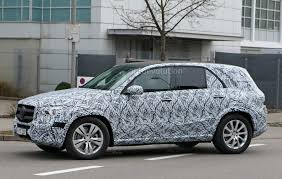 mercedes gls interior 2019 mercedes benz gle reveals interior and production headlights