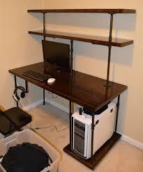 making a corner desk computer desk reclaimed wood desk office desk table rustic