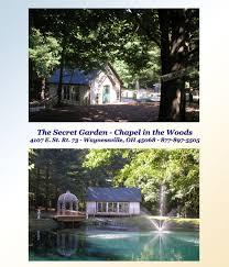 Garden Gazing Globes The Secret Garden U0026 Chapel In The Woods Waynesville Merchants