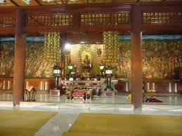 Japanese Temple Interior The Temple Picture Of Indosan Nippon Japanese Temple Bodh Gaya