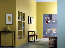nice green wall modern interior paint colors with grey yellow that