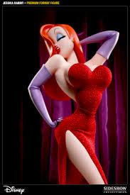 jessica rabbit who framed roger rabbit jessica chastain channels jessica rabbit at the sag awards photos