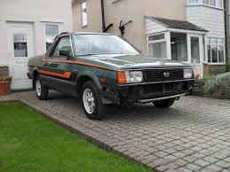 subaru brumby johnad 1991 subaru brat specs photos modification info at cardomain