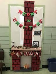 Door Decorating Contest St Peter s School