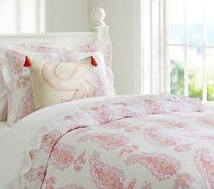 Pottery Barn Kids Mermaid Shower Curtain Elyse Duvet Cover Twin Pink Coral Pottery Barn Kids