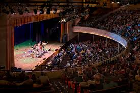 ryman seating map this is the ryman today i m interested in the curve of the
