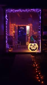accessories how to decorate porch for halloween with lowes