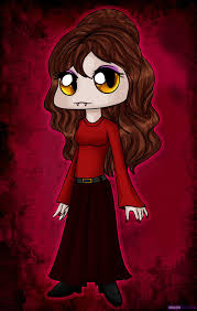 dribbble count dracula vampire cartoon character sketch by