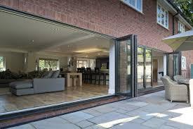 Beautiful Glass Doors by Large Folding Glass Doors Choice Image Glass Door Interior