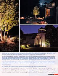 Connecting Landscape Lighting Wire - commonwealth landscape lighting featured in article for landscape