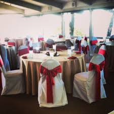 Christmas Table Cloths by Gold Satin Table Cloth Red Satin Sash White Chair Cover Satin