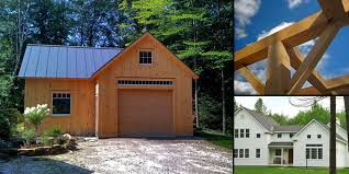 Custom Pole Barn Homes Vermont Custom Built Timber Framed Homes Post U0026 Beam Barns Garages