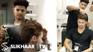men u0027s hair coloring from blonde to auburn brown youtube