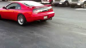 nissan 300zx twin turbo twin turbo nissan 300zx burnout and anti lag launch carschan com
