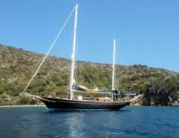 Sailboat Sun Awnings Sailing Yacht With Awnings Eclipse Sailing Private Boat Trips Pelion