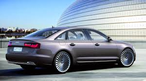 audi a6 modified audi to build a6 e tron plug in hybrid in china electric vehicle