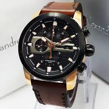 Jam Tangan Alexandre Christie Cowok jual jam tangan alexandre christie 6270 gold original