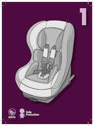 notice siege auto nania mode d emploi nania premium cosmo sp isofix siège auto bébé en