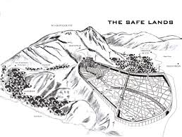 Shannara Map A Sneak Peek At Captives U2013the Map Jill Williamson