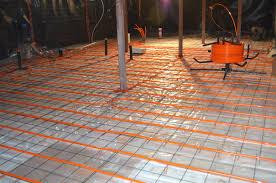splendid basement floor heating radiant floor heating basement