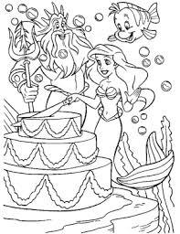 mermaid coloring u0026 coloring book