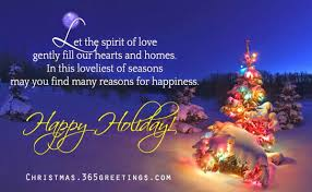 wishing you a merry quotes