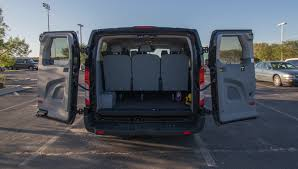 2017 ford transit review large family edition u2013 marshall hines