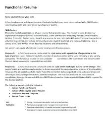 functional resume for students pdf functional resume template pdf easy chronological exle