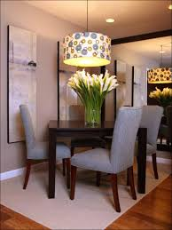 Size Of Chandelier For Dining Table Dining Room Wonderful Led Dining Room Light Fixtures Rectangular