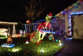Christmas Season The Grinch Yard Decorations